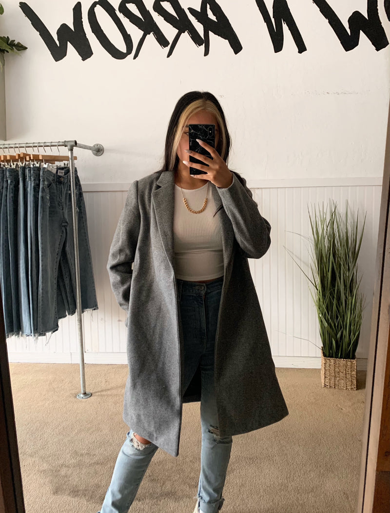 Shannon Coat (Grey)