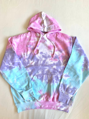 Good Vibes Hoodie (Cotton Candy)