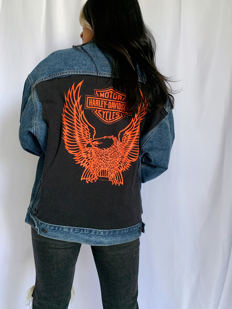 Harley Denim Jacket