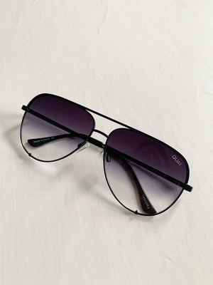 High Key Sunglasses (Black Fade)