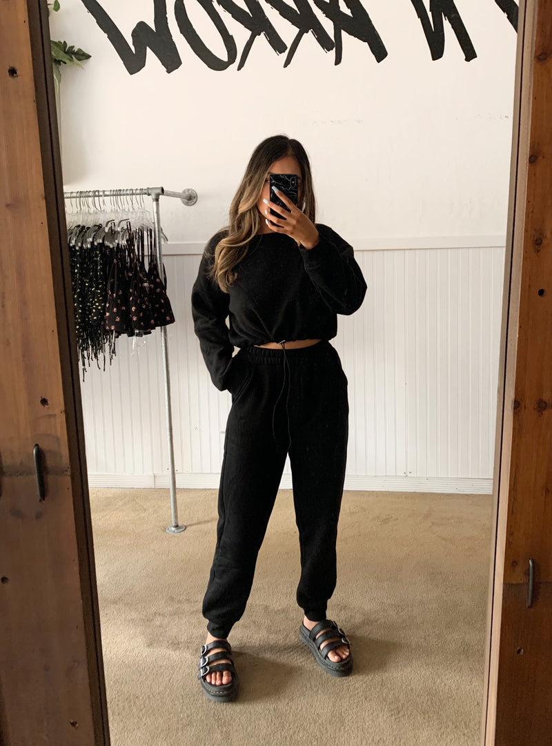 Jet Set (Sweatpants)