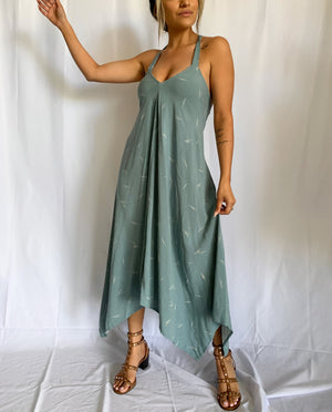 Lana Dress (Teal)