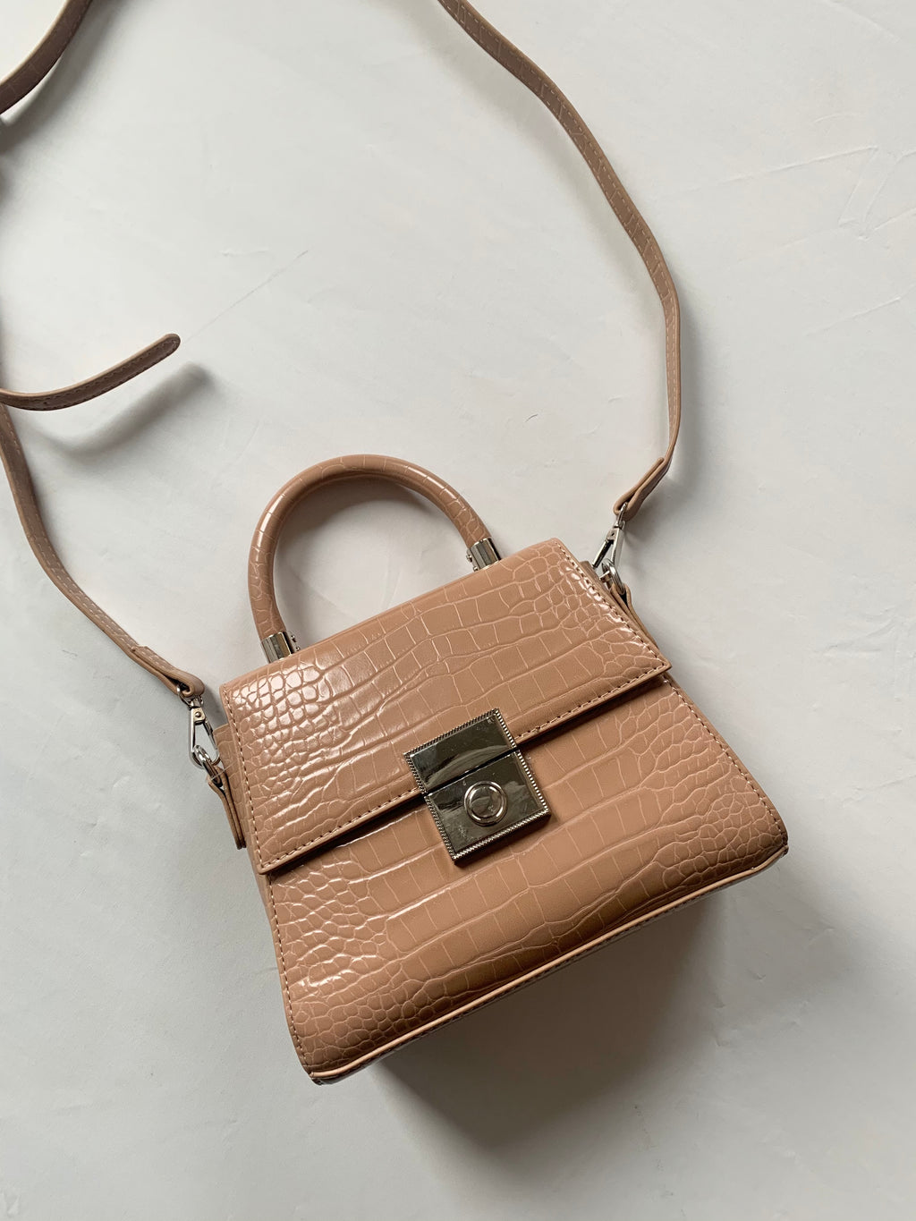 Tiffany Purse (Nude)