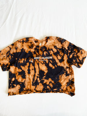 Aint Laurent Tee (Black)