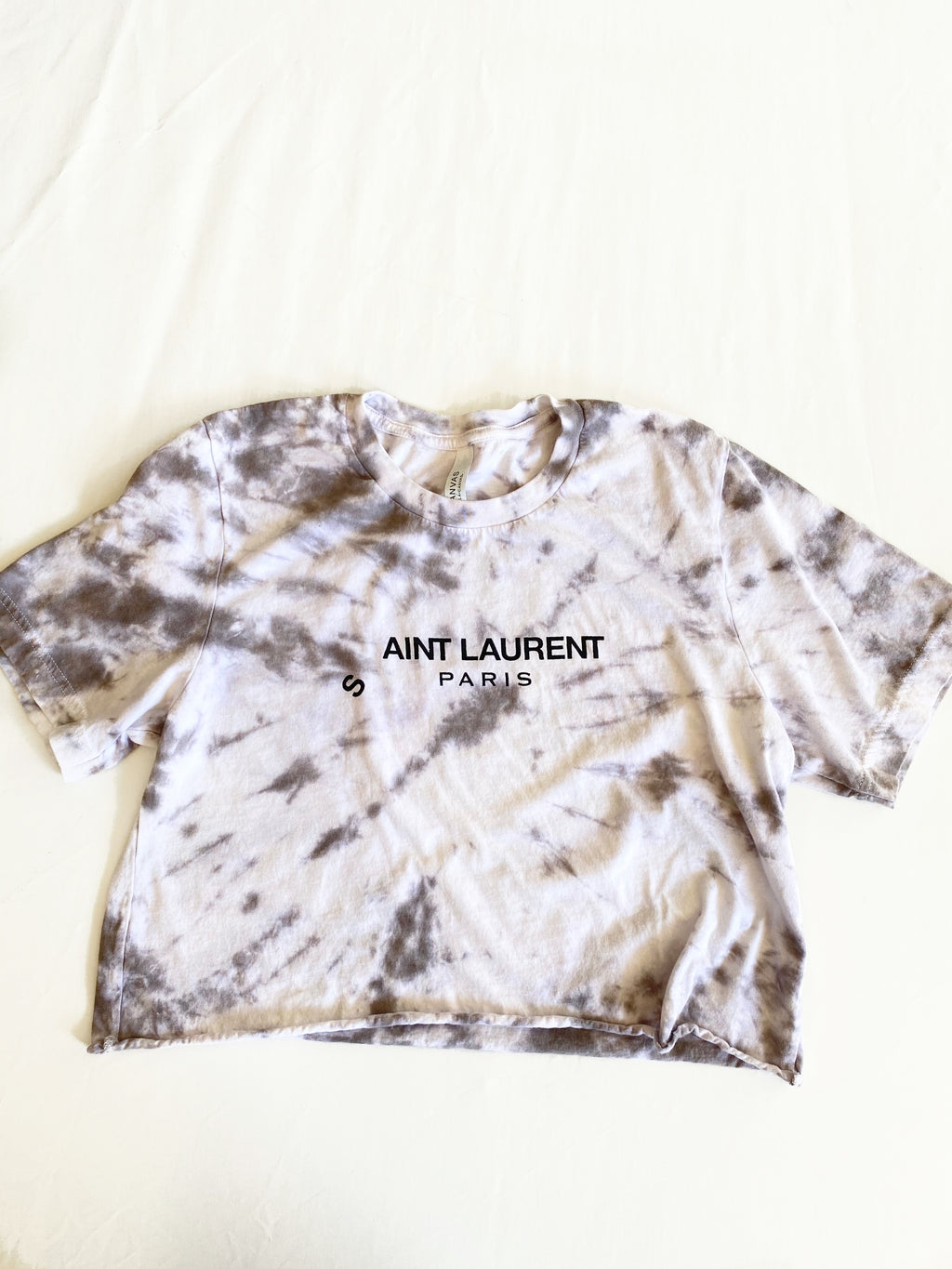 Aint Laurent Tee (White)