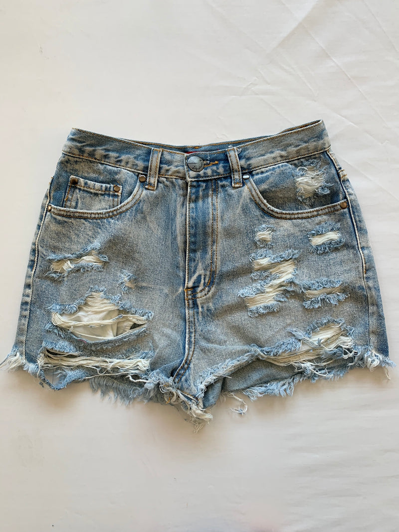 Denver Denim Shorts