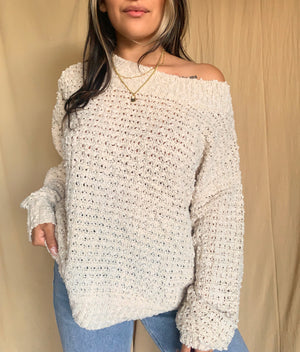 Ivy Sweater (Beige)