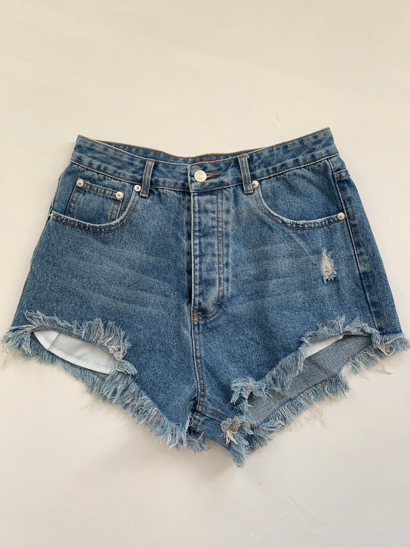 Emma Shorts (Med. Wash)