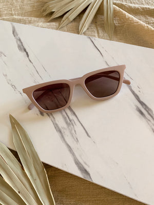 Cat Eye Sunnies (Taupe)