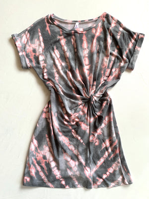 Tie Dye T-shirt Dress