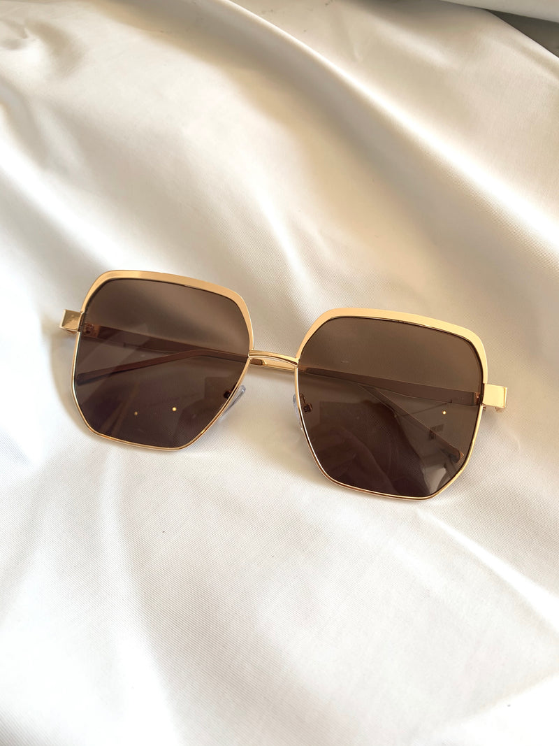 Ombre Gold Shades (Brown)