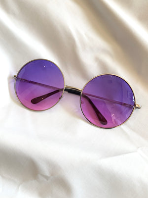 Circle Ombre Shades (Purple)