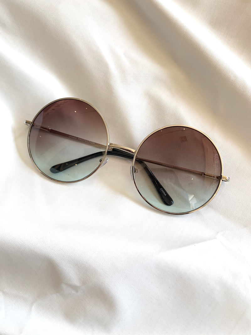 Circle Ombre Shades (Bronze)