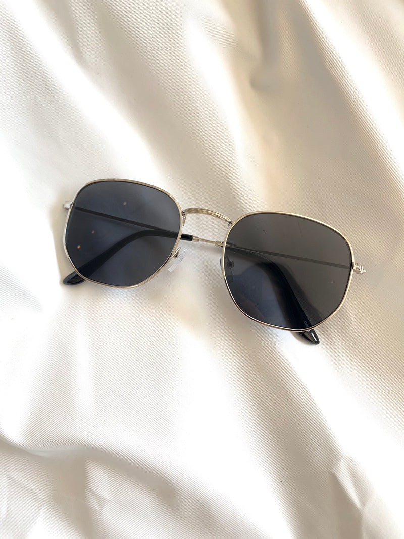 Blogger Sunnies (Silver)