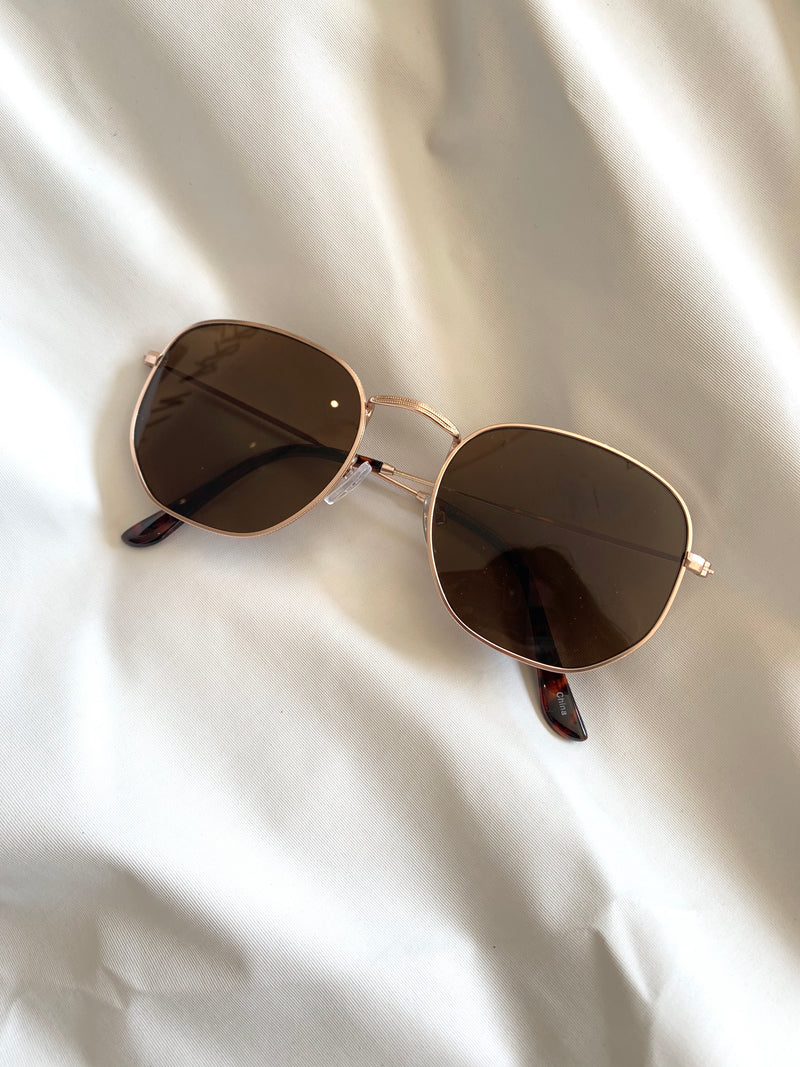 Blogger Sunnies (Rose Gold)