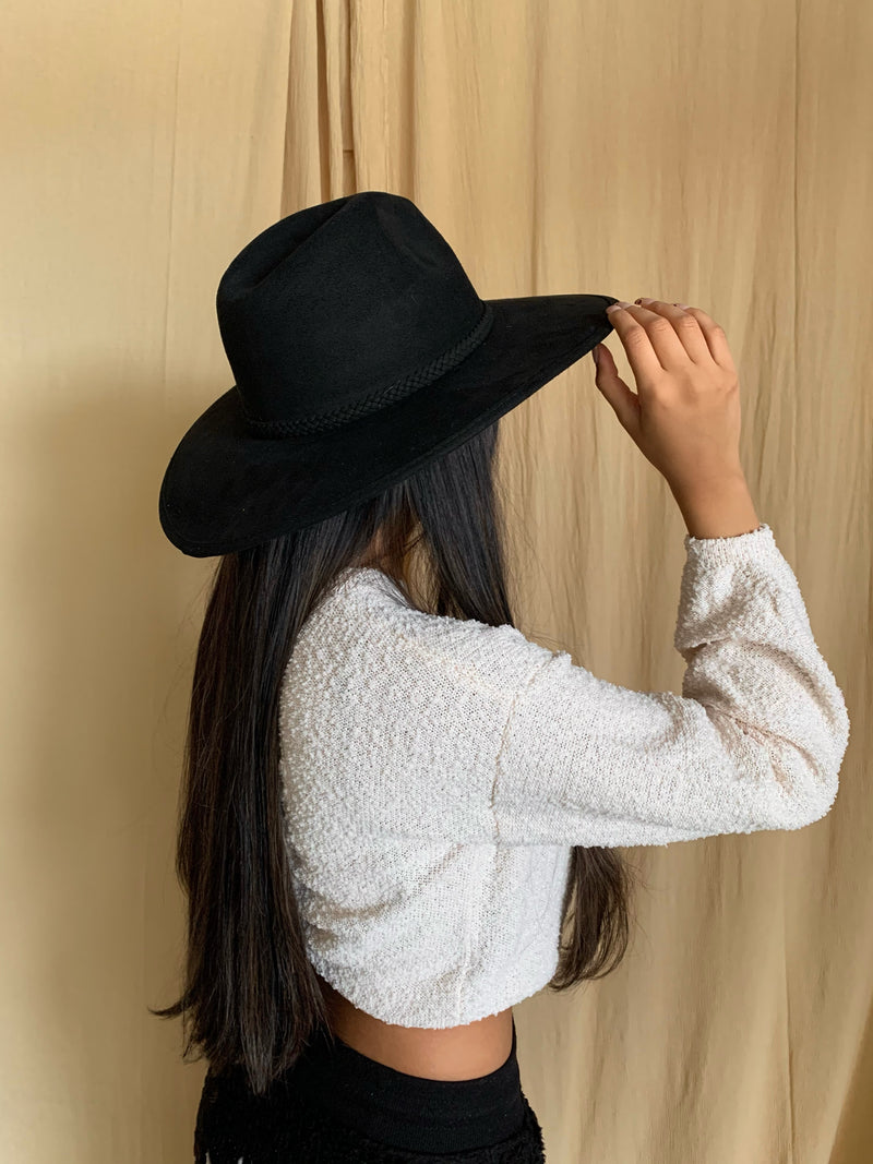 Jessie Hat (Black)