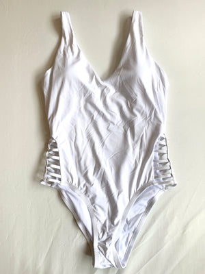 White V One Piece