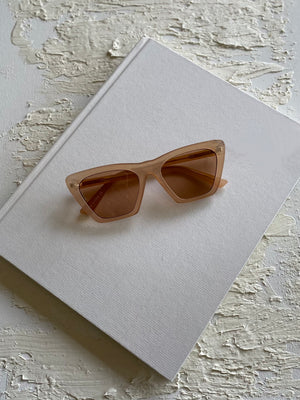 Step Ahead Sunnies (Champagne)