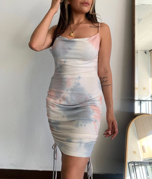 Ella Tie Dye Dress