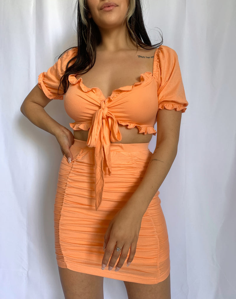 Havana Nights Set (Peach)
