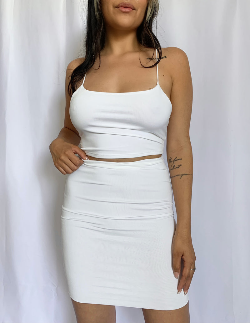 Cabo Nights Set (White)