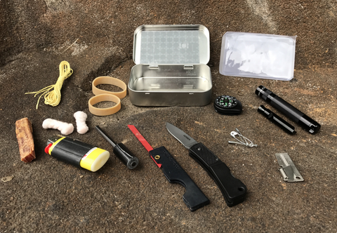 Pocket Survival Kit 2.0