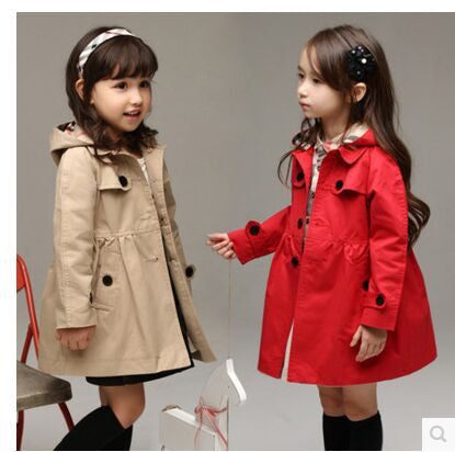 Stylish Spring Girls Coat - Charis Kids Boutique,   - Kids clothes