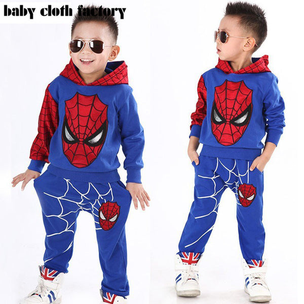 Spiderman 2pc Sports Set - Charis Kids Boutique,   - Kids clothes