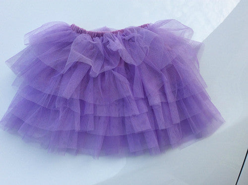 Tutu Chiffon Skirt - Charis Kids Boutique,   - Kids clothes