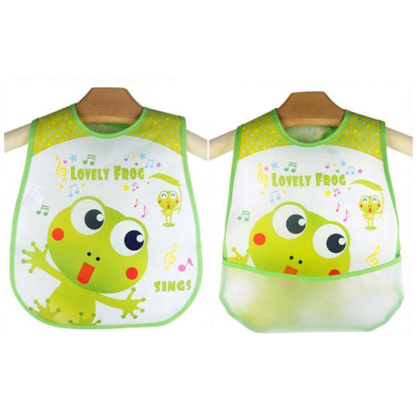 Waterproof Baby Bibs - Charis Kids Boutique,   - Kids clothes