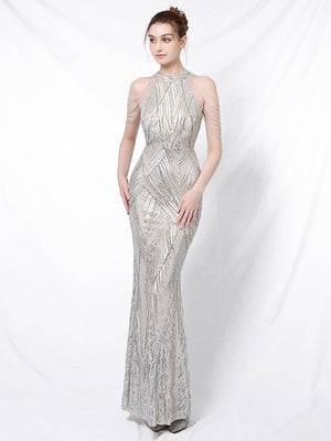 New White Prom/Evening Gown