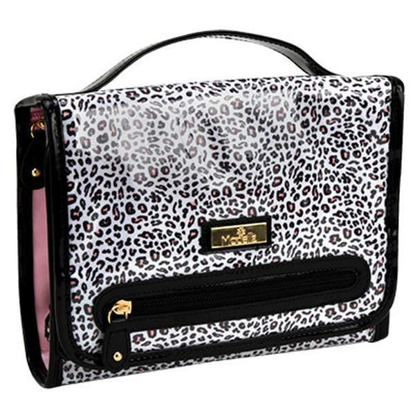 Allegro Cosmetic Bags Allegro Classy Cheetah Fitted Hanging Organizer