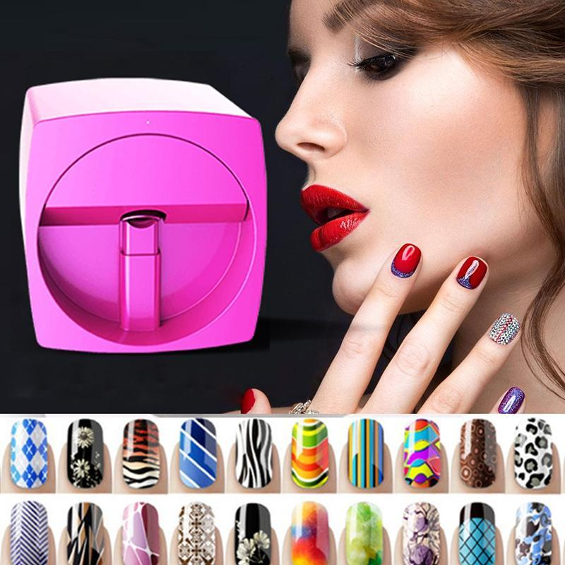 Art Pro Nail - O\'2Nails Digital Gel Nail Art & Photo Printer Machine