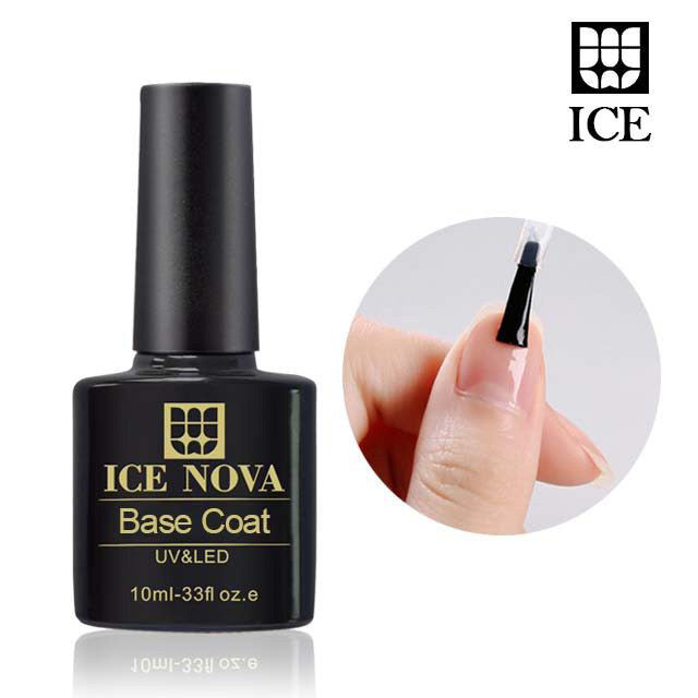 Artpro Nail Manicure Ice Nova - Gel Nail Polish - Base Coat (Soak Off)