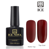 Artpro Nail Manicure Ice Nova - Gel Nail Polish - Top Coat (Matte)