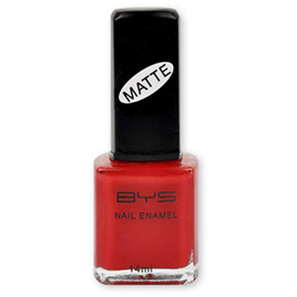 BYS Manicure Matte - Red