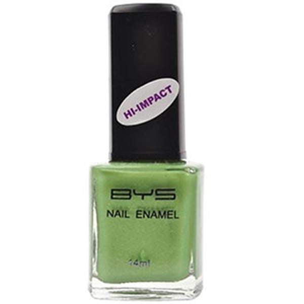BYS Manicure Nail Polish - Green