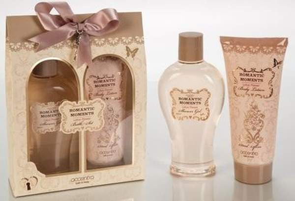 Clearance Health & Beauty Gift Sets Romantic Moments -  2 Piece Bath Set