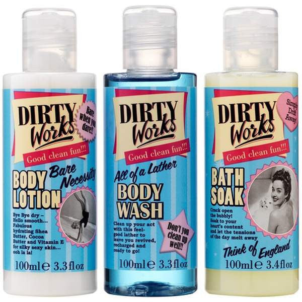Dirty Works Skincare - Body Body Lotion - Mini 100ml