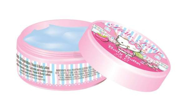 Hello Kitty Kids & Toys Hello Kitty Body Butter