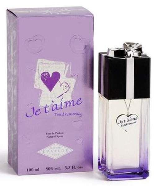 Je t'aime Perfume & Body Sprays Evaflor Perfume 100ml - Tendrement