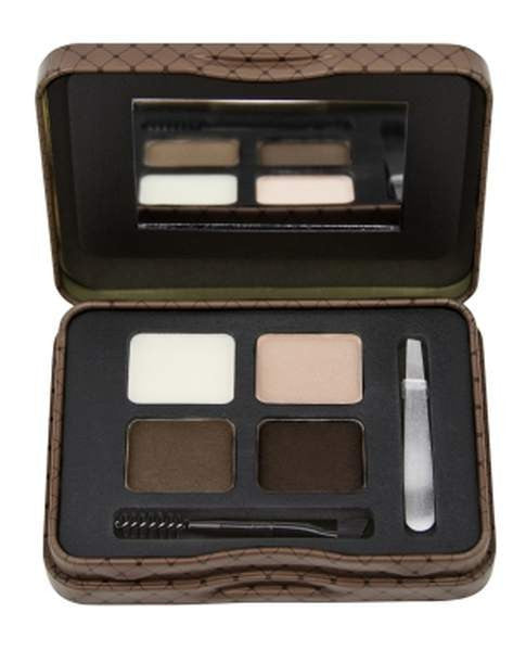 La Girl Makeup LA Girl Brow Kit - Dark and Defined