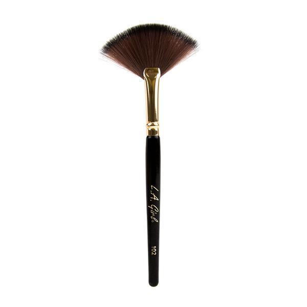 La Girl Makeup LA Girl  - Fan Brush - 102