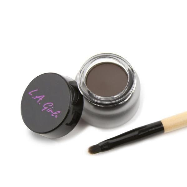 La Girl Makeup LA Girl Gel Eyeliner - Dark Brown