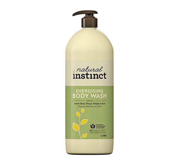 Natural Instict Skincare - Body Natural Instinct Energise Body Wash - 500ml