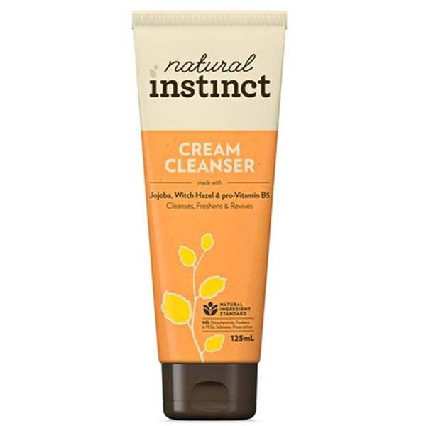 Natural Instict Skincare - Face Natural Instinct Cream Cleanser - 125ml