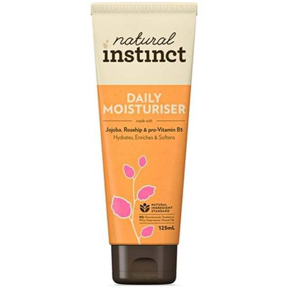 Natural Instict Skincare - Face Natural Instinct Daily Moisturiser - 125ml