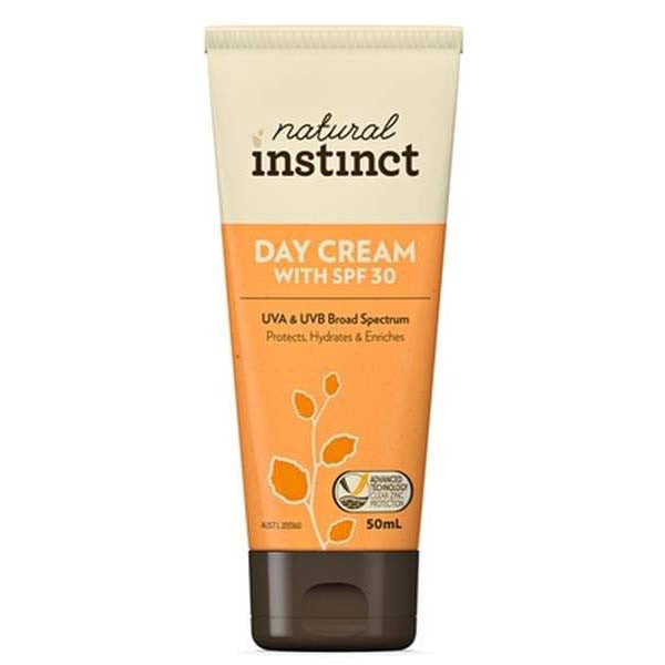 Natural Instict Skincare - Face Natural Instinct Day Cream SPF30 - 50ml