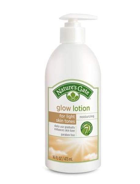 Nature's Gate Skincare - Body Nature's Gate Glow Lotion -Light Skin Tones