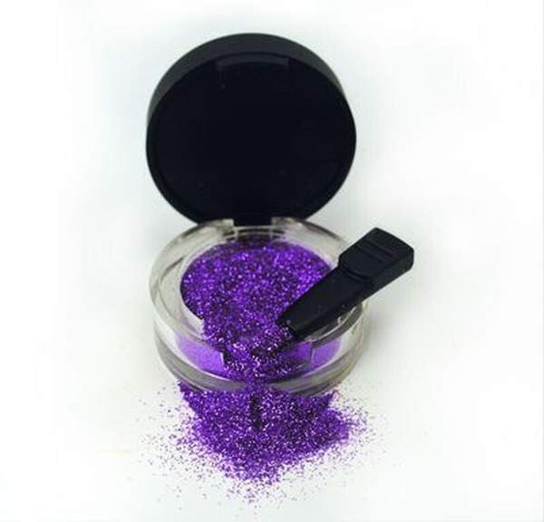 NV Makeup NV Glitter Pot - Lilac